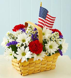 Red, White & Blooms™